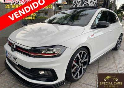 VOLKSWAGEN POLO 2.0 TSI GTI 200CV MANUAL