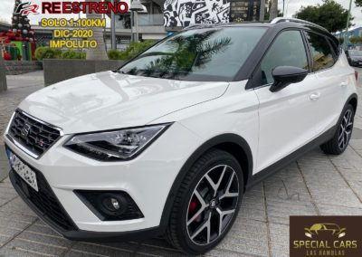 SEAT ARONA FR 1.0 TSI 85kW 115CV REESTRENO 2021