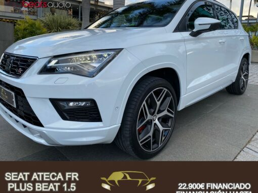 SEAT ATECA FR PLUS BEAT 1.5 TSI 110kW 150CV 2019